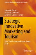 Strategic Innovative Marketing and Tourism
