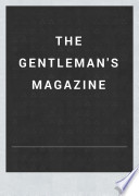 The Gentleman s Magazine Book