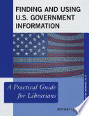 Finding And Using U S Government Information