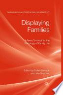 Displaying Families
