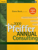 Read Online 2009 Pfeiffer Annual Set: Training & Consulting For Free