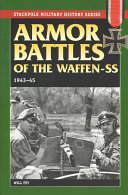 Armor Battles of the Waffen-SS, 1943-45