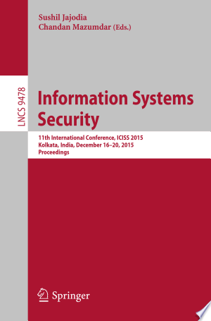 Download Information Systems Security Free Books - Dlebooks.net