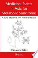 Medicinal Plants in Asia for Metabolic Syndrome Book
