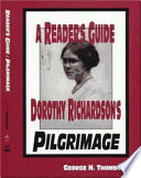 A Reader's Guide to Dorothy Richardson's Pilgrimage