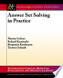 Answer Set Solving in Practice