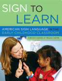 Sign to Learn