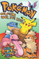 Pokemon Coloring Book for Kids Vol  1  Evolutions  Mega  Alolan Pok  mons