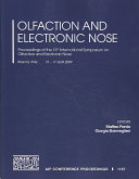 Olfaction and Electronic Nose Book