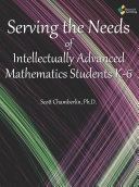Serving the Needs of Intellectually Advanced Mathematics Students