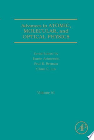 Download Advances in Atomic, Molecular, and Optical Physics Free Books - Read Books