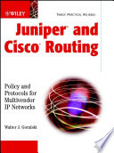 Juniper and Cisco Routing
