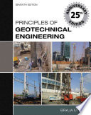 Cover of Principles of Geotechnical Engineering