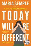 Today Will Be Different Pdf/ePub eBook