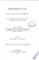 Sophocles Book PDF