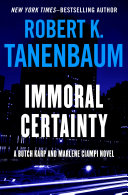 Pdf Immoral Certainty Telecharger