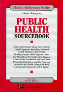 Public Health Sourcebook Book