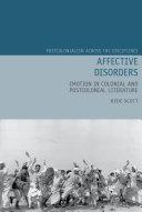 Affective Disorders Pdf/ePub eBook