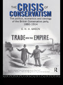 The Crisis of Conservatism