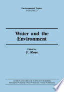 Water & the Environment