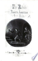 The Rivals  and Tracy s Ambition