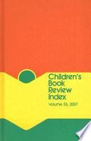 Children's Book Review Index  , Volume 33