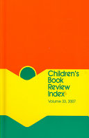 Children's Book Review Index ebook