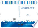 Environmental Security and Sustainable Land Use   with special reference to Central Asia