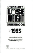 Prevention S Lose Weight Guidebook 1993 PDF