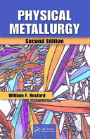 Physical Metallurgy  Second Edition Book