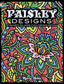 Pdf Paisley Designs Stained Glass Coloring Book