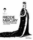 Freddie Mercury the Great Pretender banner backdrop