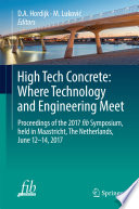 High Tech Concrete  Where Technology and Engineering Meet