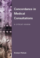 Concordance in Medical Consultations