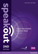 Speakout Upper Intermediate 2nd Edition Students' Book for DVD-ROM Pack