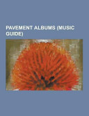 Pavement Albums