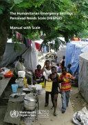 The Humanitarian Emergency Settings Perceived Needs Scale  HESPER