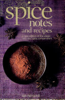 Spice Notes and Recipes