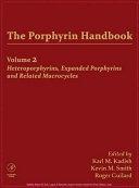 The Porphyrin Handbook  Volume 2