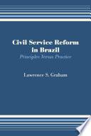 Civil Service Reform In Brazil