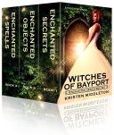 Pdf Witches of Bayport (The Complete Enchanted Series) Books 1 - 3