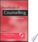 Cover of Handbook of Counselling