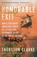 Honorable Exit Pdf/ePub eBook