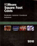 RS Means Square Foot Costs 2010