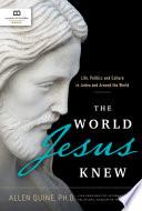 The World Jesus Knew Book PDF