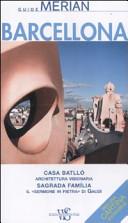 Guida Turistica Barcellona. Con cartina estraibile Immagine Copertina