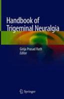 Handbook of Trigeminal Neuralgia