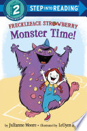 Freckleface Strawberry  Monster Time