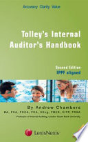 Tolley's Internal Auditor's Handbook