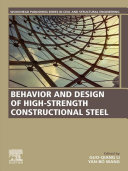 Behavior and Design of High-Strength Constructional Steel Pdf/ePub eBook
